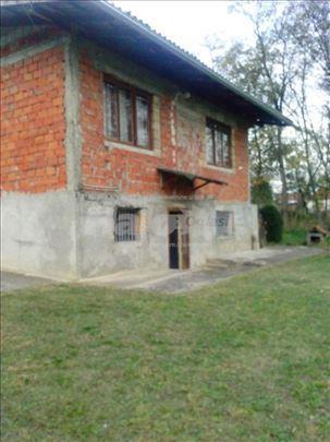 Plac i kuća kod vodenice u Prijevoru