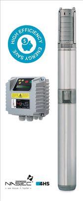 Solarne potapajuče pumpe za navodnjavanje