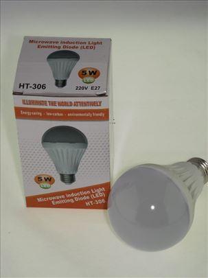 LED sijalica 5w sa senzorom E27