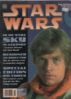 Star Wars - fan casopis na engleskom iz 90ih