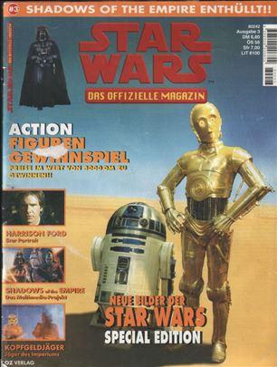 Star Wars - nemacki fan casopis, broj 3