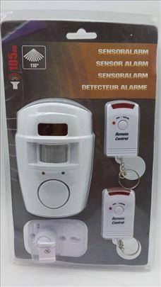 Alarm sa senzorom-šok cena novo-alarm sa senzorom