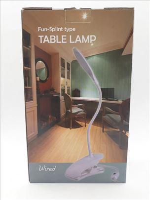 Stona lampa - USB stona lampa, nova