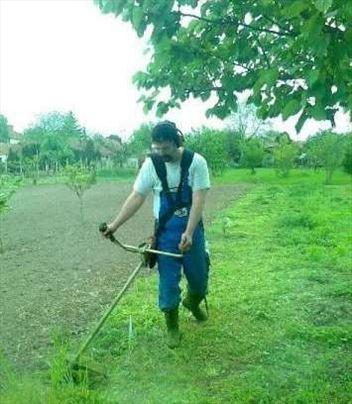 Uslužno košenje trave