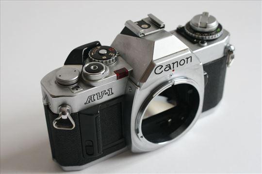 Canon AV-1 telo