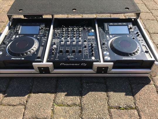 Pioneer DJ Nexus 2 DJ Set: 2x CDJ 2000 NXS2