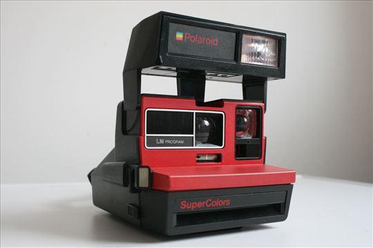 Polaroid SuperColors LM program