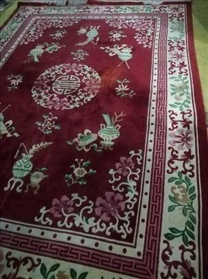 Vijetnamski rucno cvorovan tepih 2.5 x 3.0
