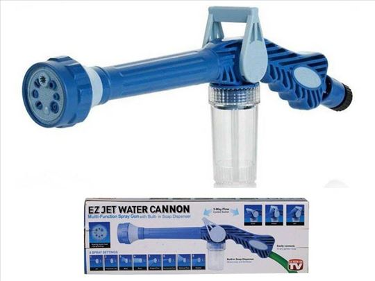 EZ JET water cannon - EZ JET prskalica