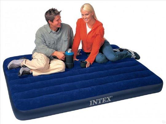 Intex dušek krevet na naduvavanje 137x191x25cm