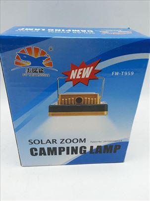 Led Reflektor Solarni punjivi USB novo