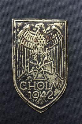 Nemacka medalja CHOLM 1942