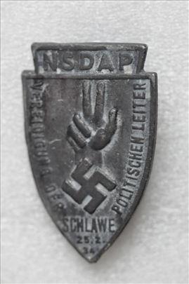 Nemacka znacka NSDAP
