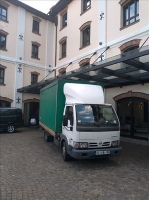 Selidbe i transport - kamion ili kombi