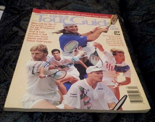 ITF/ATP - Tenis - Official Tour Guide 1993