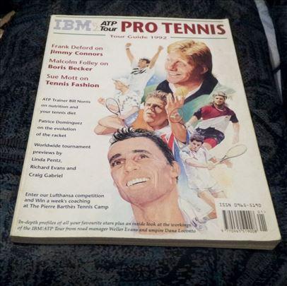 ITF/ATP Official Tour Guide 1992.