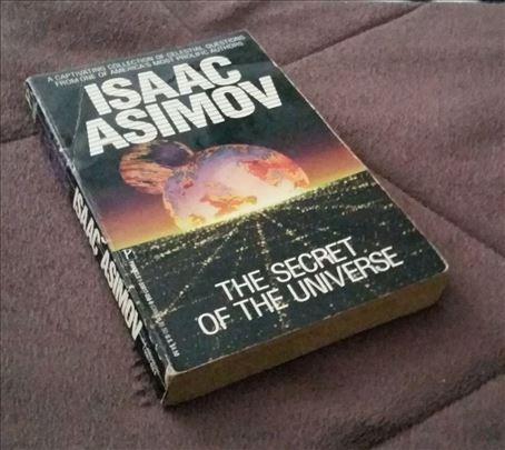 Isaac Asimov - The Secret of the Universe