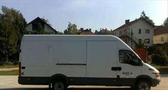 Kombi prevoz robe Beograd