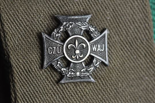 Poljska znacka izvidjaca