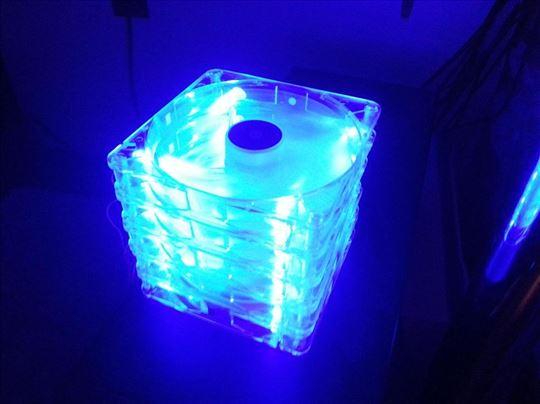 Sharkoon kuleri 140mm - LED blue