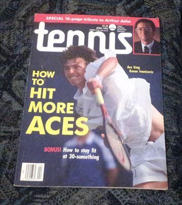 Tennis - americki casopisi (rane 90te)