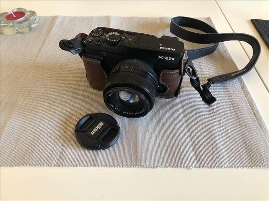 Fuji, kao nov, sa 35mm objektivom
