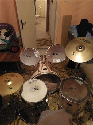 Dixon set bubnjeva