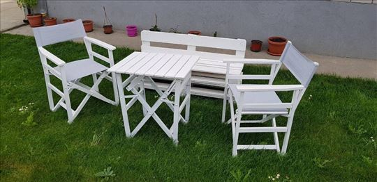 Garnitura za baštu i terasu