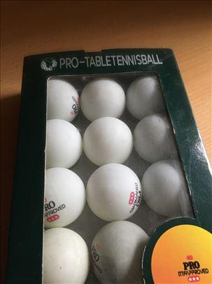 Loptice za stoni tenis-PRO