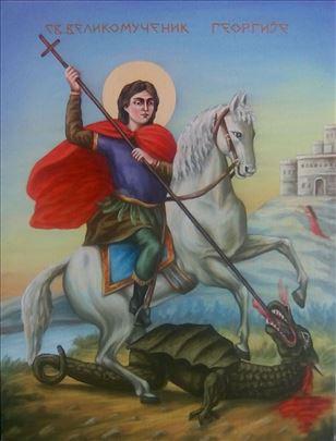 Pravoslavne ikone -slikar NJegoš