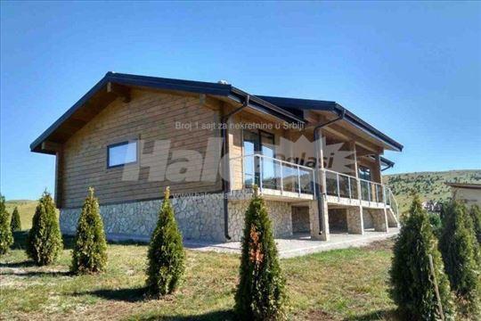 Zlatibor, Vodice luksuzna kuca 140 m2 od DRVETA