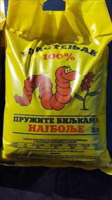 Glistenjak - humus na prodaju