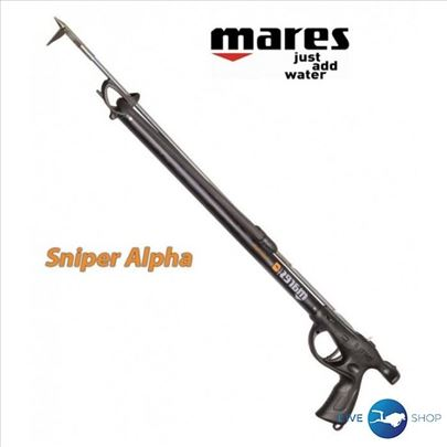 Puška za podvodni ribolov MARES sniper alpha 35