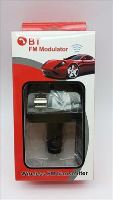 Bluetooth Fm/Modulator/MP3 player/USB NOVO-FM