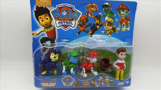 Paw Patrol drugari-Set