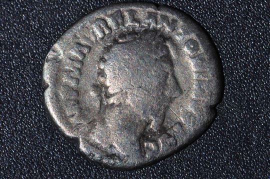 Rim denar cara Marka Aurelija