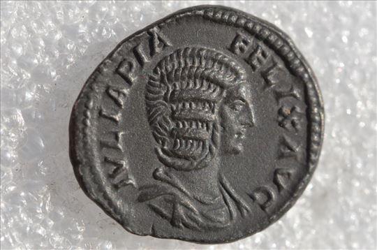 Rim denar carice Julije Domne