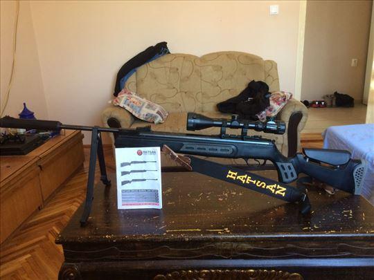 Hatasan 125 sniper vortex 5,5mm gasni klip ,optika