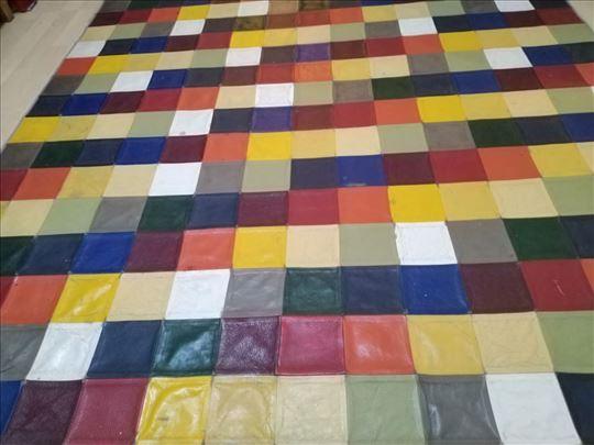 Kožni tepih 300x150