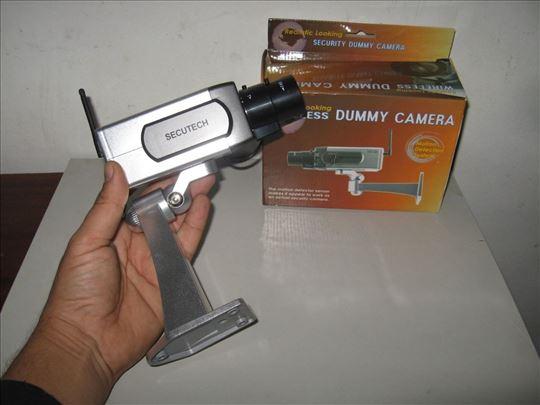 Lažna kamera sa senzorom, akcija