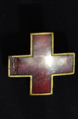 Medalja znak Crvenog krsta WW I