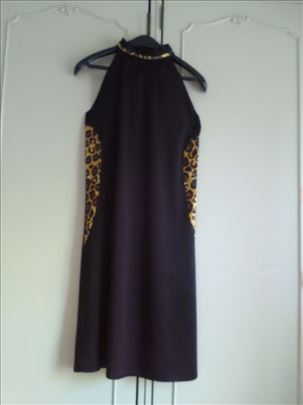Svečana haljina (streč, vel. 40-42) - novo!
