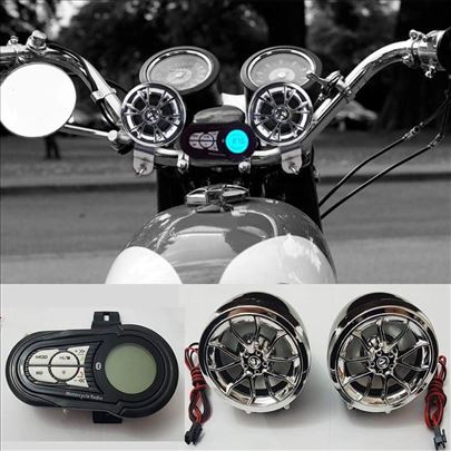 Audio uređaj za motor-Mp3 player za motor