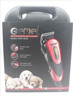 Gemei-1023 Mašinica za pse -novo- mašinica za pse