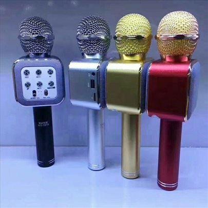 Mikrofon sa zvučnikom ws 1818 -Mikrofon sa zvučnik