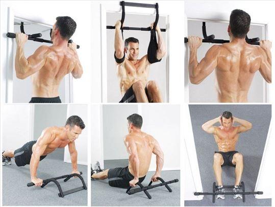 Vratilo Iron Gym revolucionarna sprava 4u1