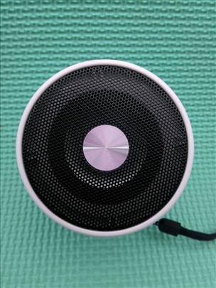 Bluetooth zvučnik FM/MP3 plejer, nov
