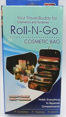 Organizer za šminku Roll-N-Go NOVO-Torba za šminku