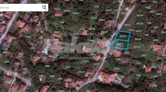 Plac na Bregu, Zagorska, Breg, Vršac, 893 m2
