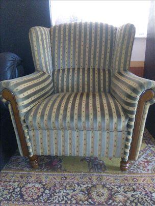 Prodajem fotelju berzera uvoz Ceska